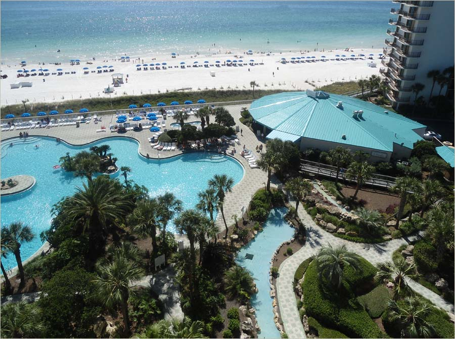 Choose From Four Edgewater Beach Resort Condos For Rent By Owner On Panama City Beach